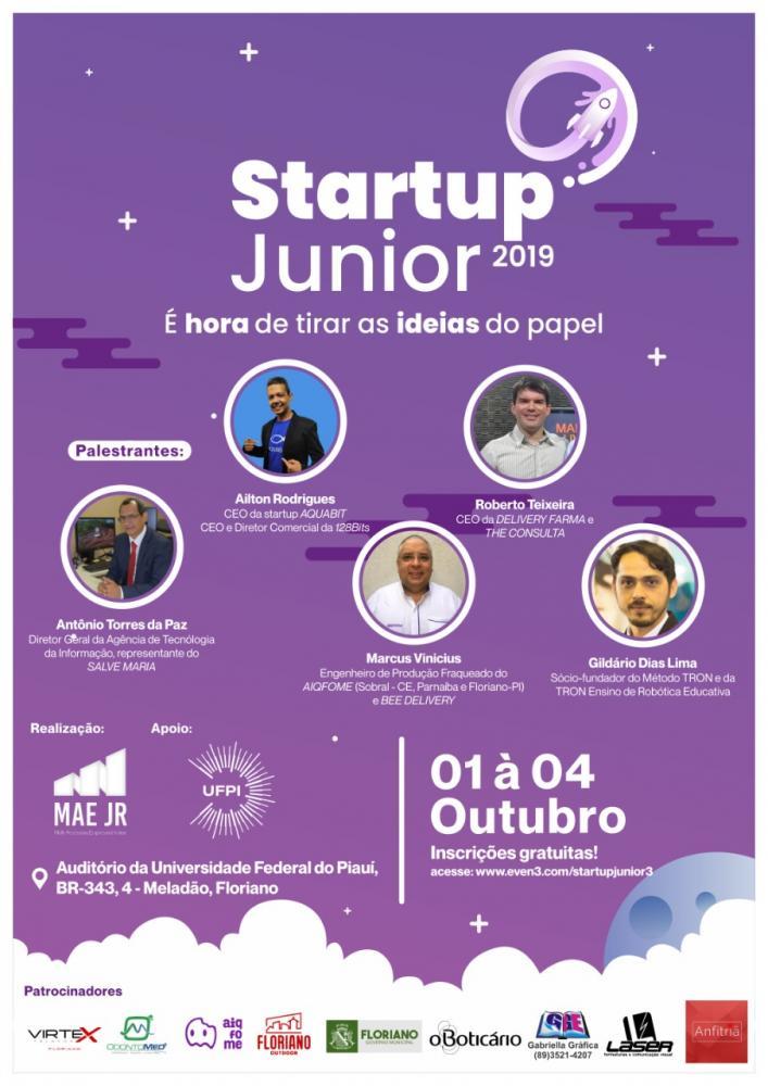 Startup Júnior 2019