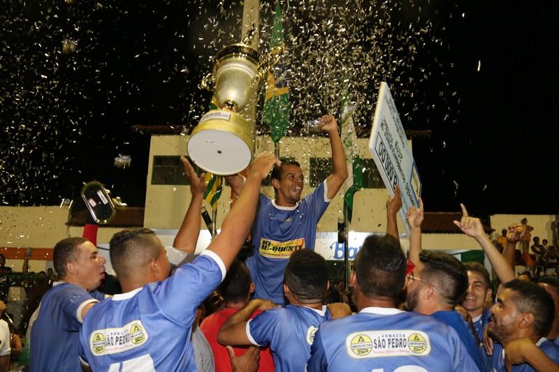 Cruzeiro vence o Santa Cruz nos pênaltis e é campeão aguabranquense 2019