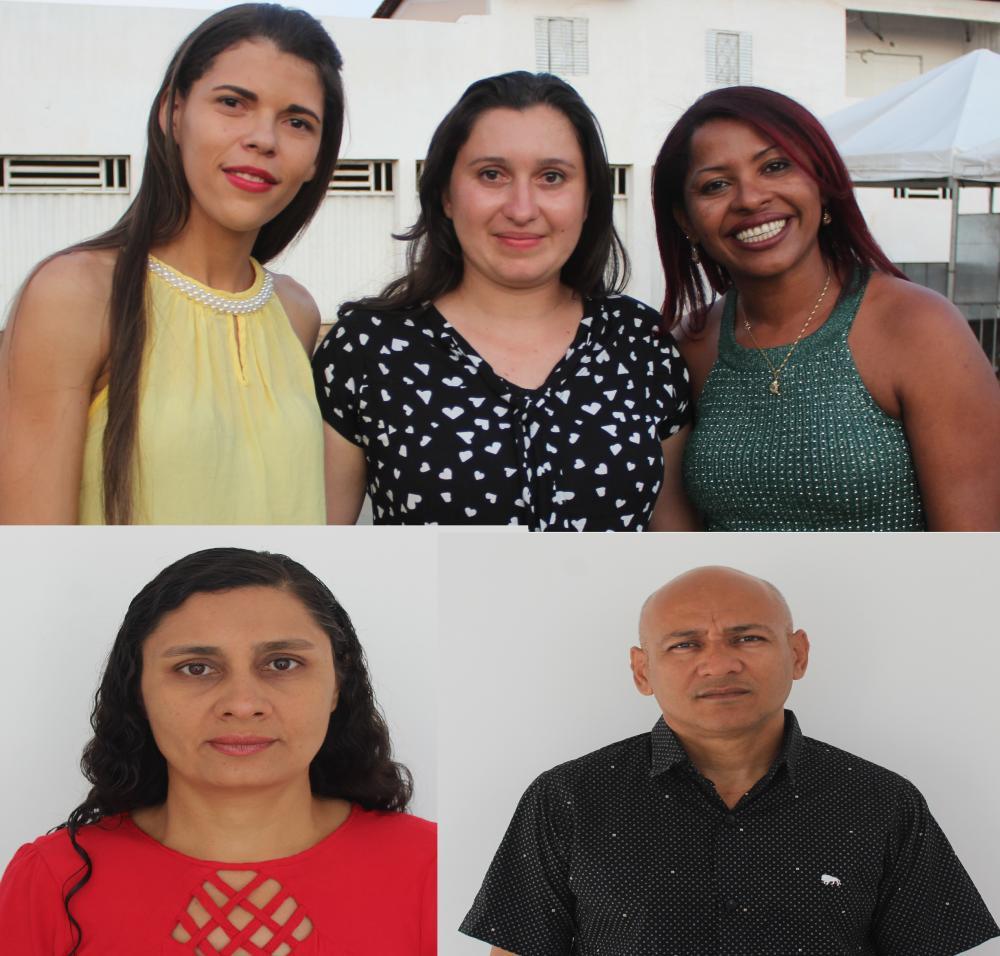 Conselheiros tutelares eleitos em Hugo Napoleão (Imagem: Marcos Genilson/Agora Piauí)