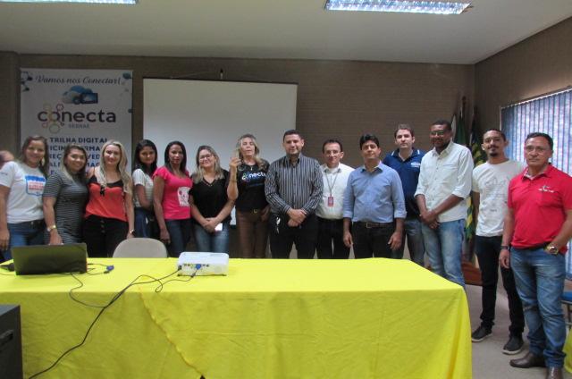 Representantes de Bancos marcam presença no Conecta Sebrae