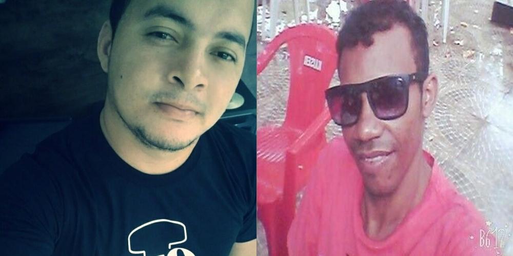Lucídio Ferreira dos Santos e Jardel de Sousa Sobrinho/Arquivo pessoal