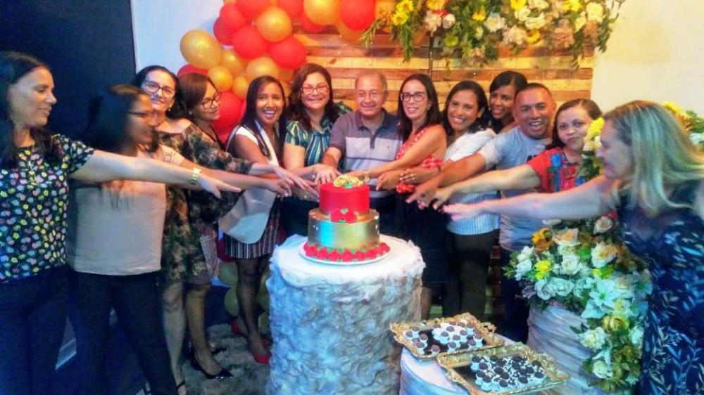 Prefeitura de Barro Duro realiza evento em alusão ao dia do professor