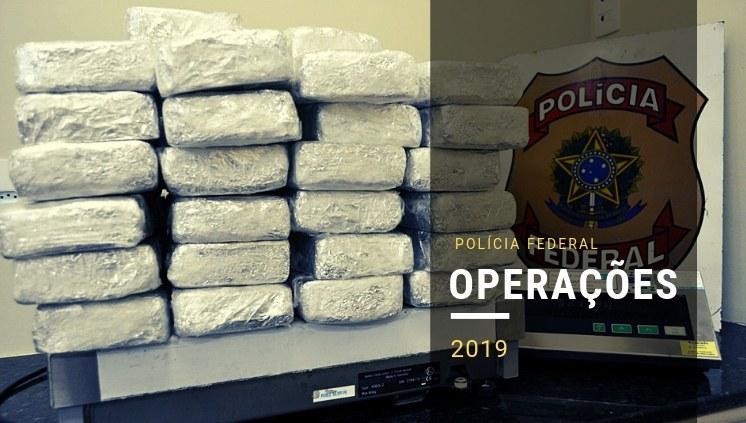 Operação Intramuros desarticula organização criminosa voltada para o tráfico de drogas no Maranhão