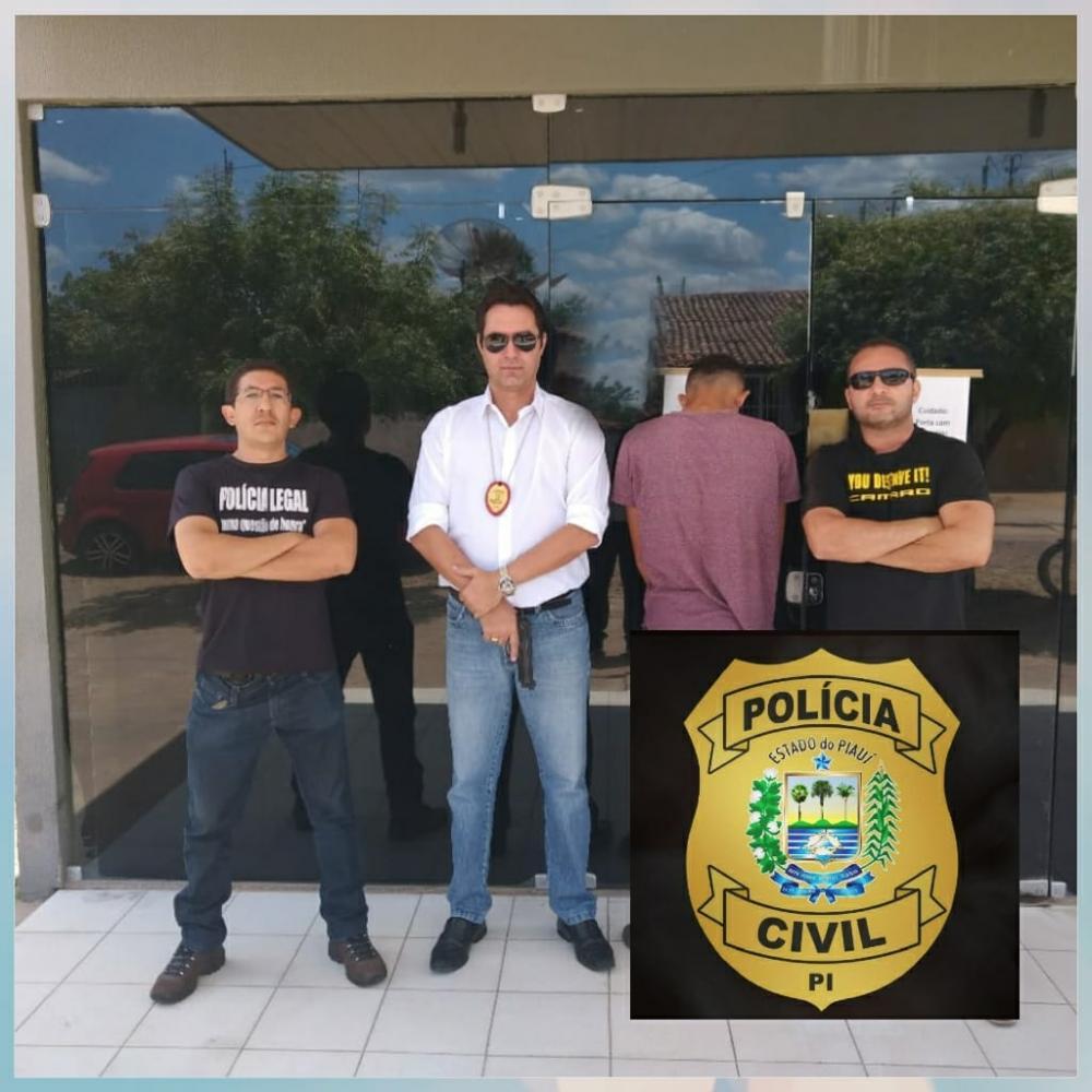 Divulgação/Polícia Civil de Piripiri