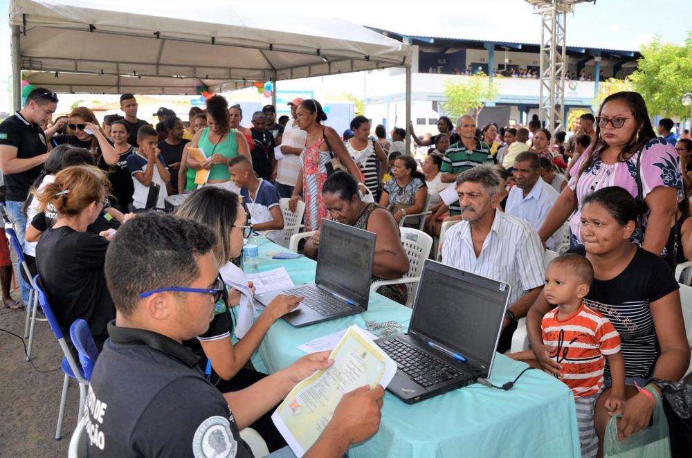 Dia de Ação e Cidadania (Imagem: Valdomiro Gomes/CANAL 121)