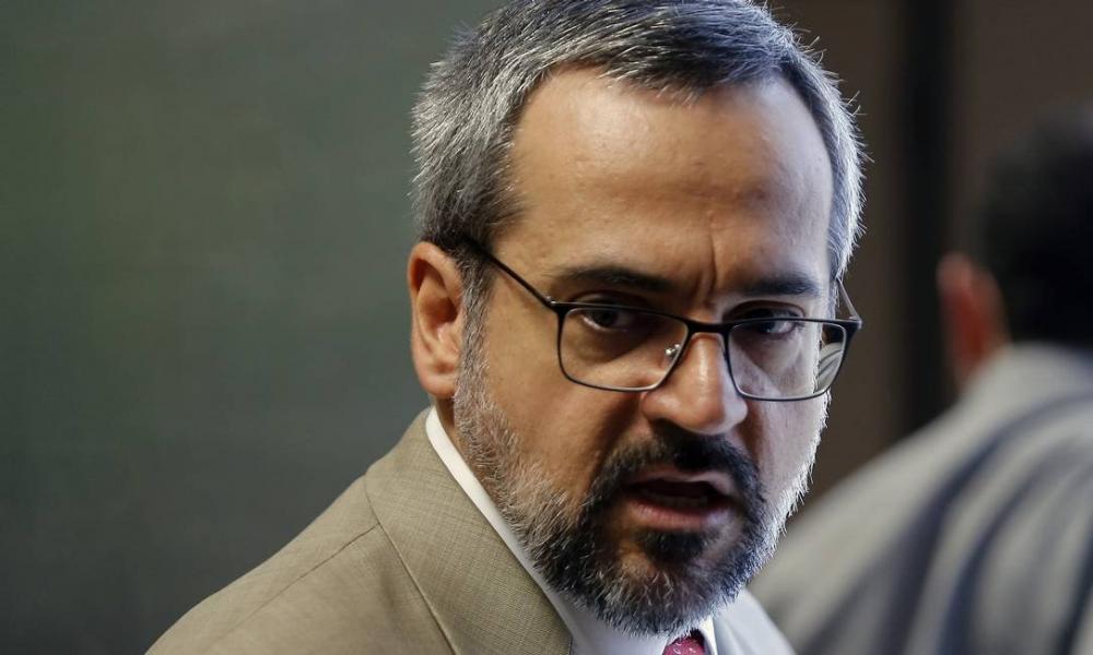 Ministro da Educação, Abraham Weintraub (Imagem: Divulgação-Jorge William / Agência O Globo)