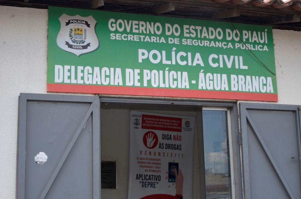 Universitário de 21 anos e adolescente de 16 são os acusados de planejar ataques a escolas em São Pedro do Piauí