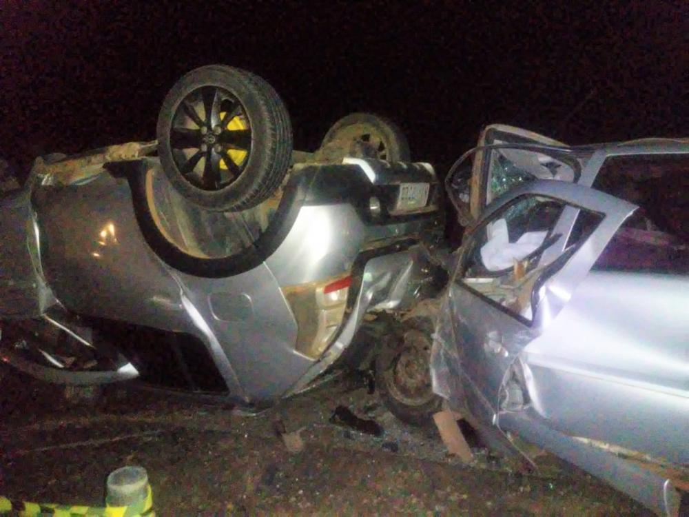 Acidente envolvendo três carros deixa quatros mortos na BR 343, em Amarante; mãe e duas filhas morreram