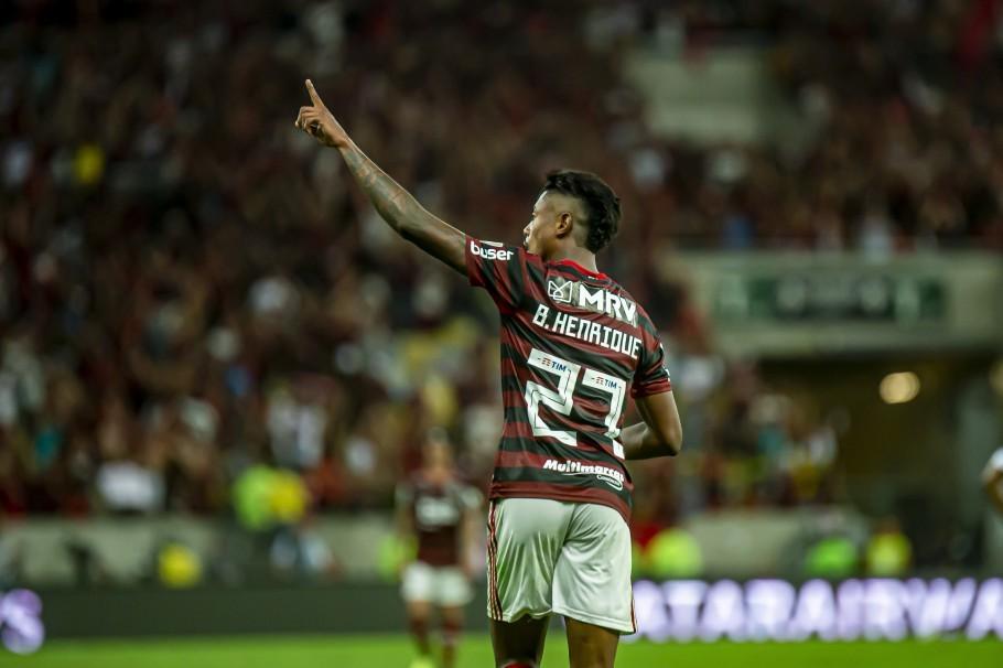 Imagem: Divulgação - Alexandre Vidal/Flamengo
