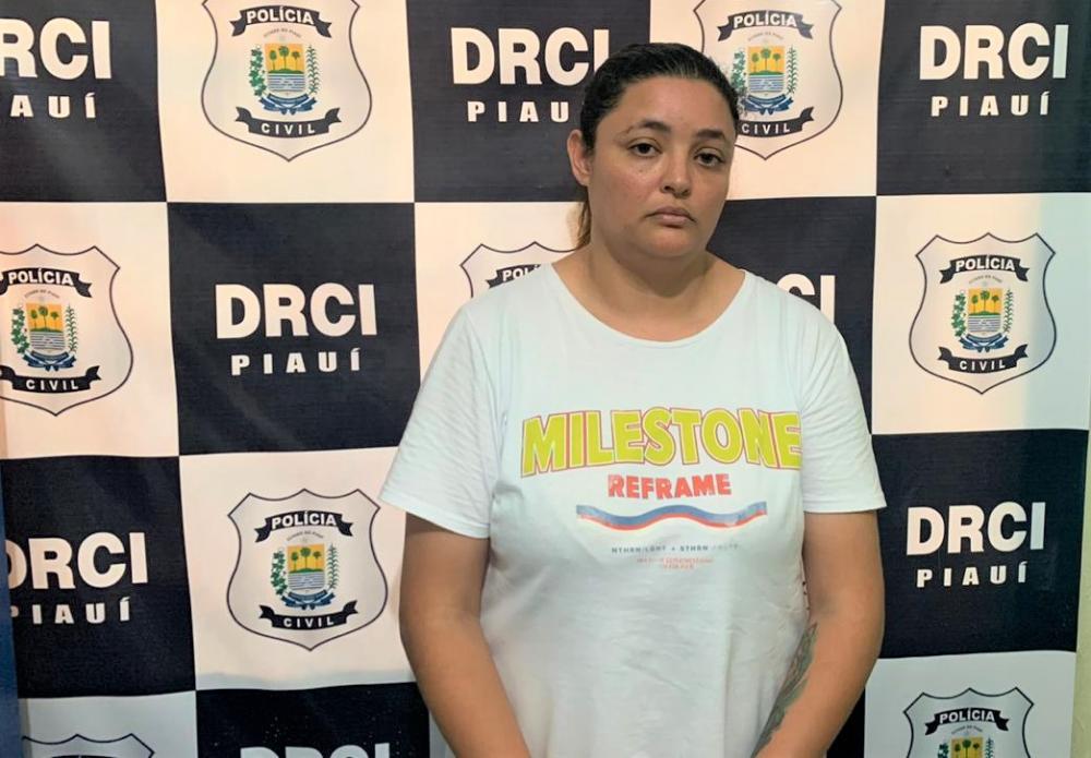 Evitha Kelly Silva Benício (Imagem: Divulgação PC)