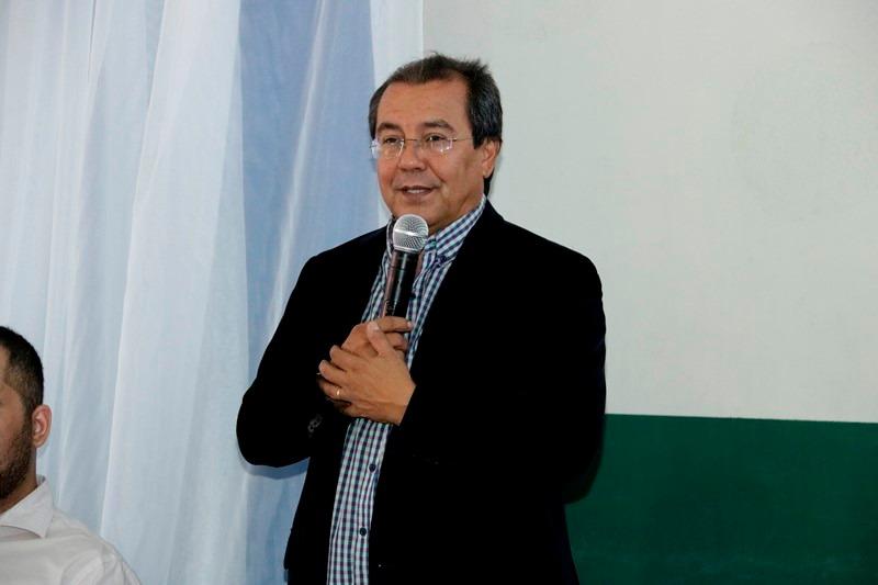 Prefeito Jonas Moura (Imagem: Divulgação Ascom)