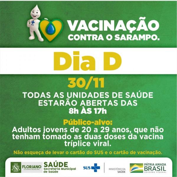Vacinação Contra o Sarampo