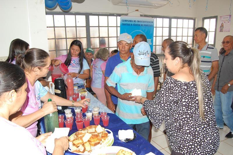 Prefeitura de Lagoa do Sítio realiza com sucesso Campanha Novembro Azul