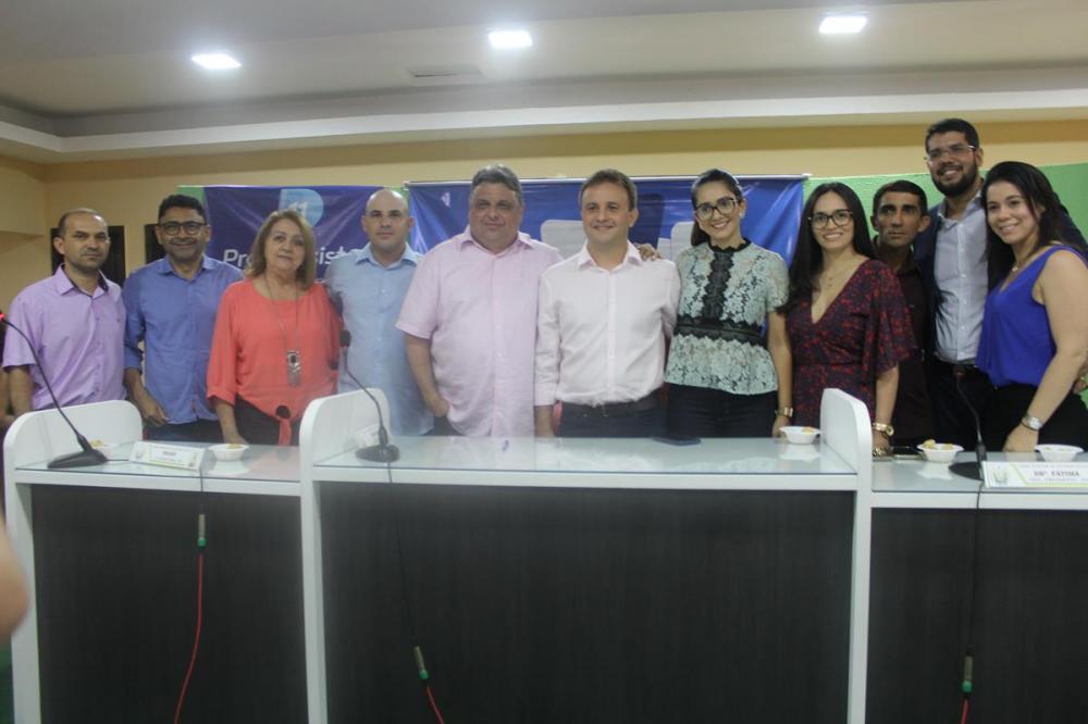 Progressistas realiza seminário sobre novas regras eleitorais e capacita lideranças em São Pedro do Piauí