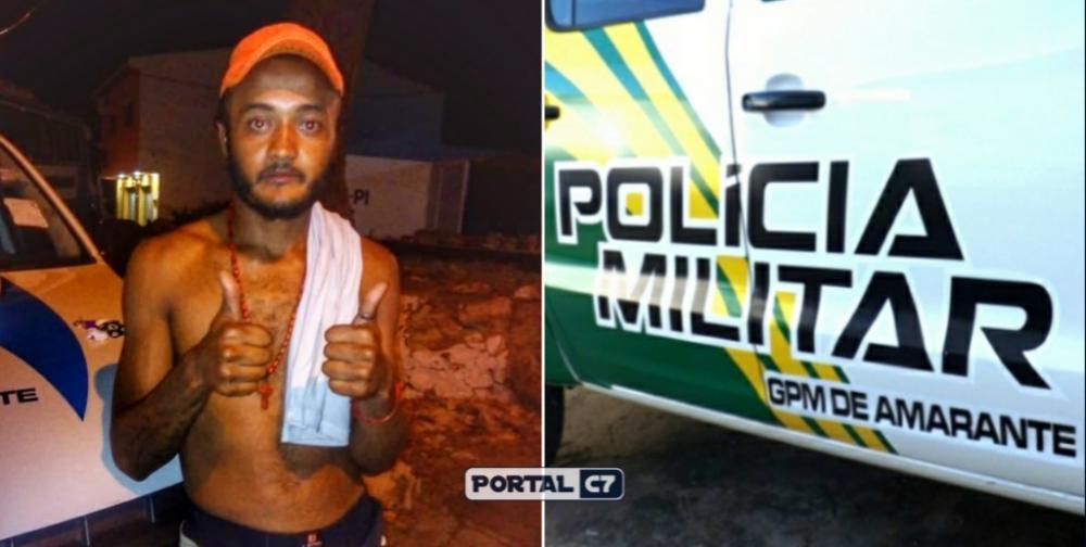 Divulgação: Polícia Militar (Montagem Diogo Costa)