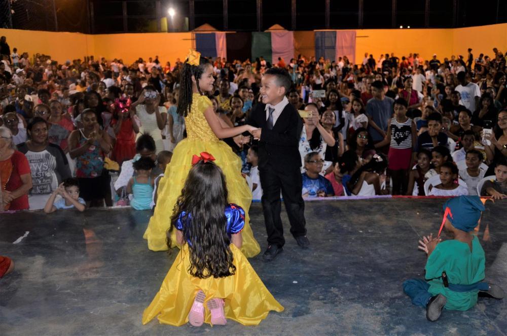 Secretaria de Educação de São Gonçalo do Piauí realiza Sarau Literário com as escolas da rede municipal; imagens