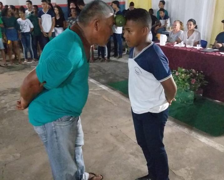 Escola da rede municipal de Angical realiza projeto com o tema 'Família na Escola'
