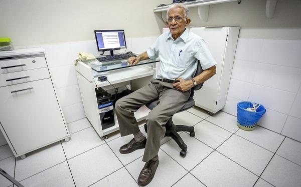 Morre em Teresina o médico e ex-deputado Chico Ramos, aos 86 anos