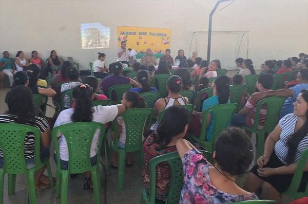 Audiência Pública em Jardim do Mulato (Imagem: Divulgação)