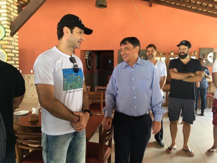 Ministro do Turismo anuncia R$ 8 milhões para a Serra da Capivara
