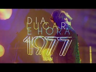 Luan Santana - Dia, lugar e hora (Novo DVD 1977)