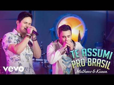 Matheus & Kauan - Te Assumi Pro Brasil – Na Praia