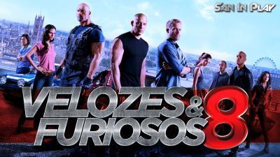 Velozes e Furiosos 8 lança seu primeiro trailer; assista